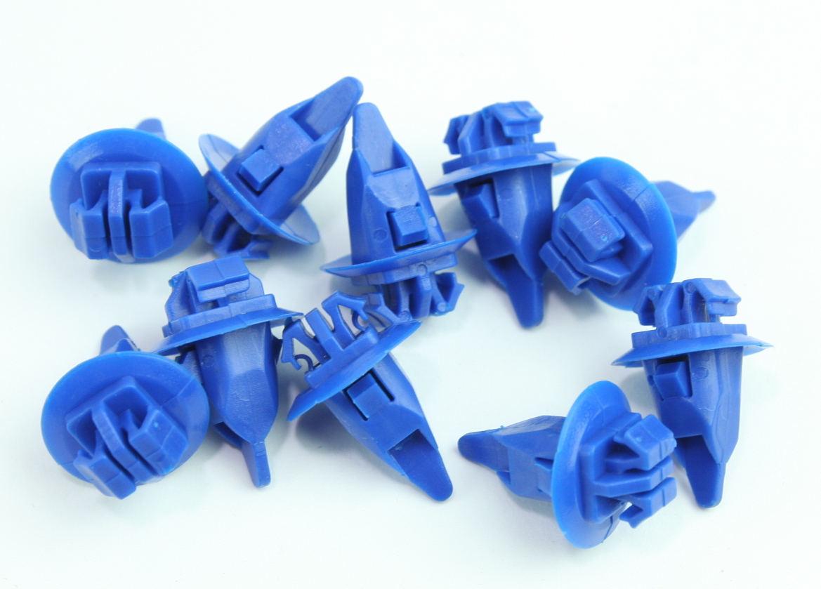 Pack of 10 New Repl Fender Moulding Clip Retainer for Toyota 90904-67036 - image 1