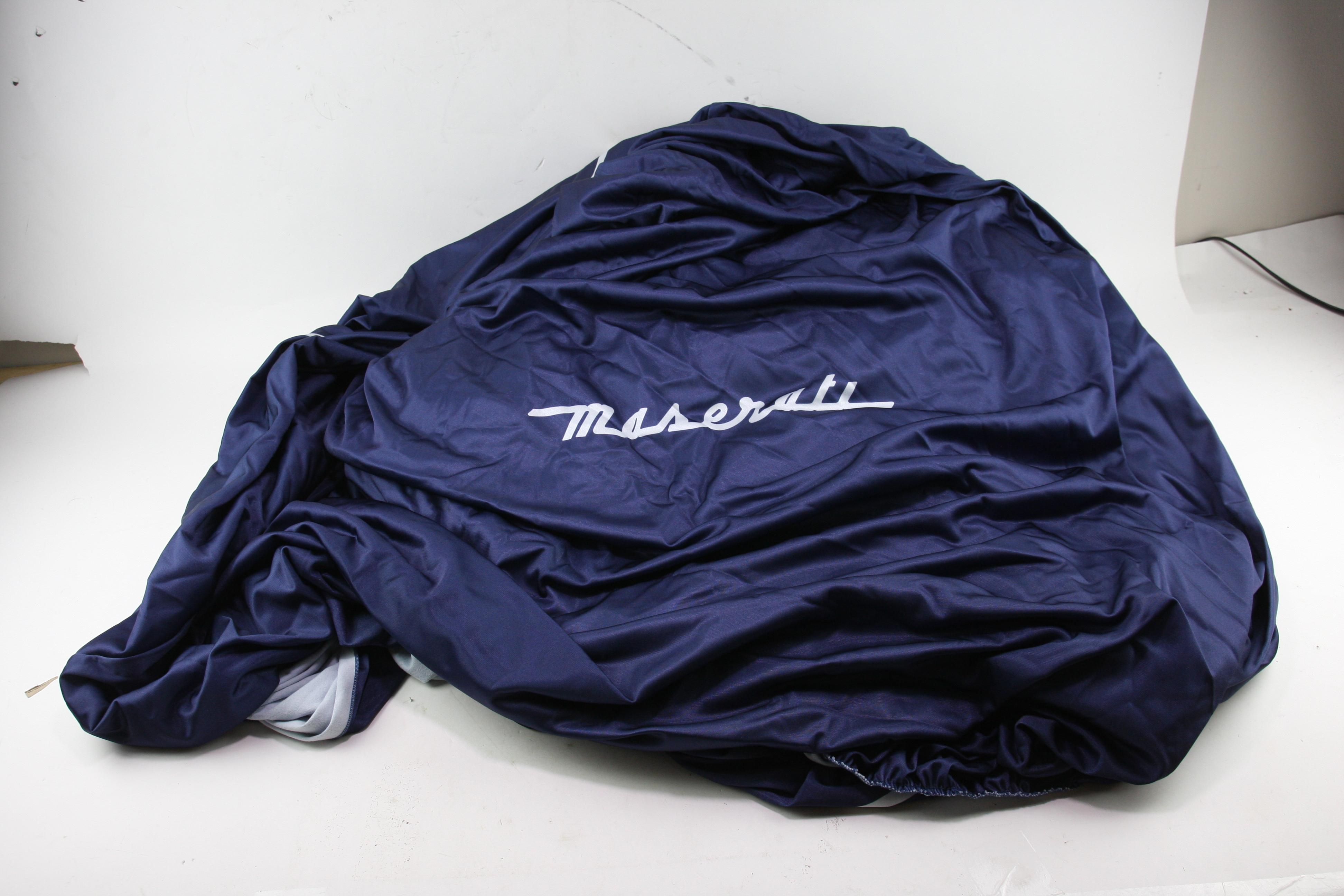 * New OEM 940000573 Genuine Maserati Levante Indoor Car Cover Free US Shipping - image 5