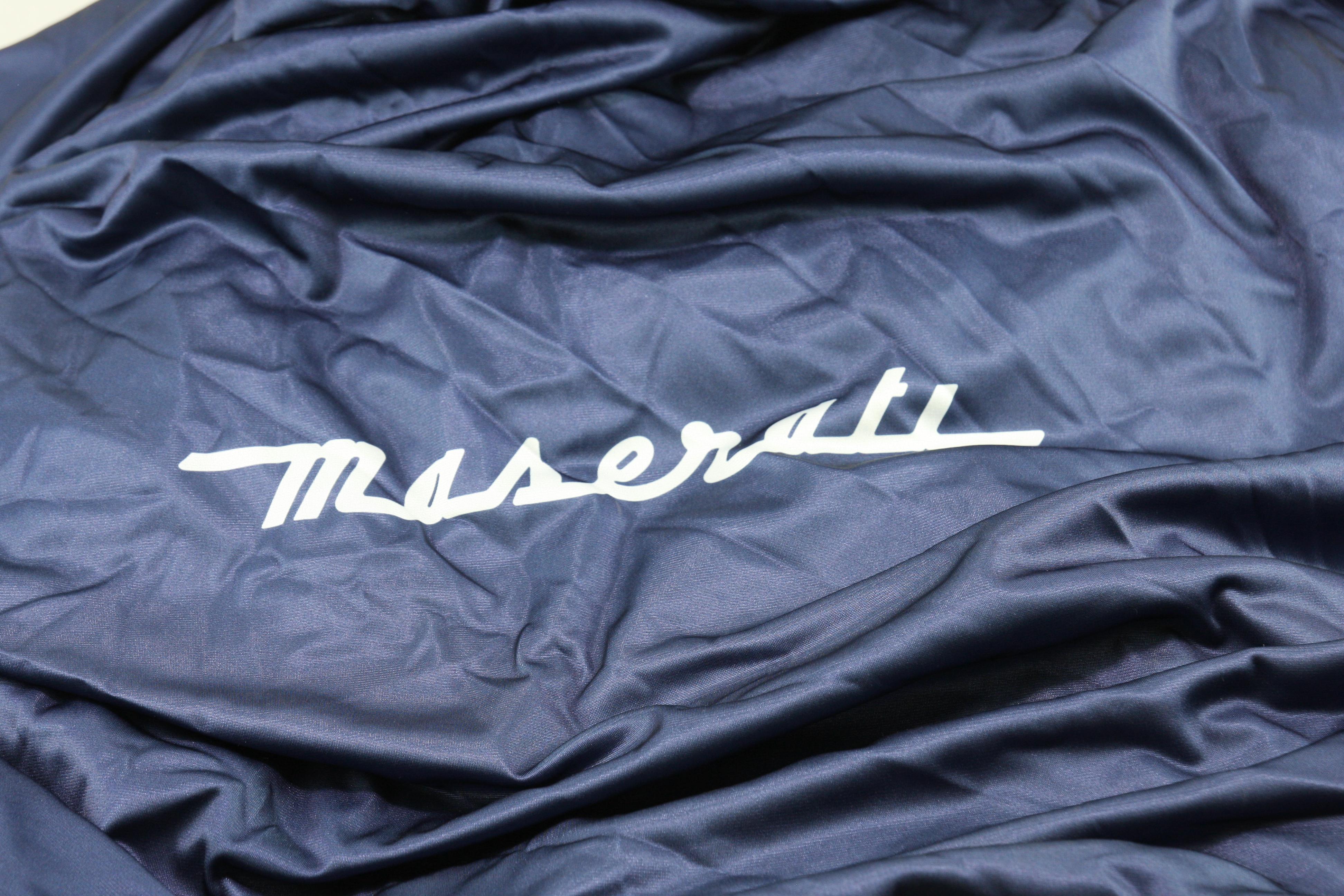 * New OEM 940000573 Genuine Maserati Levante Indoor Car Cover Free US Shipping - image 6