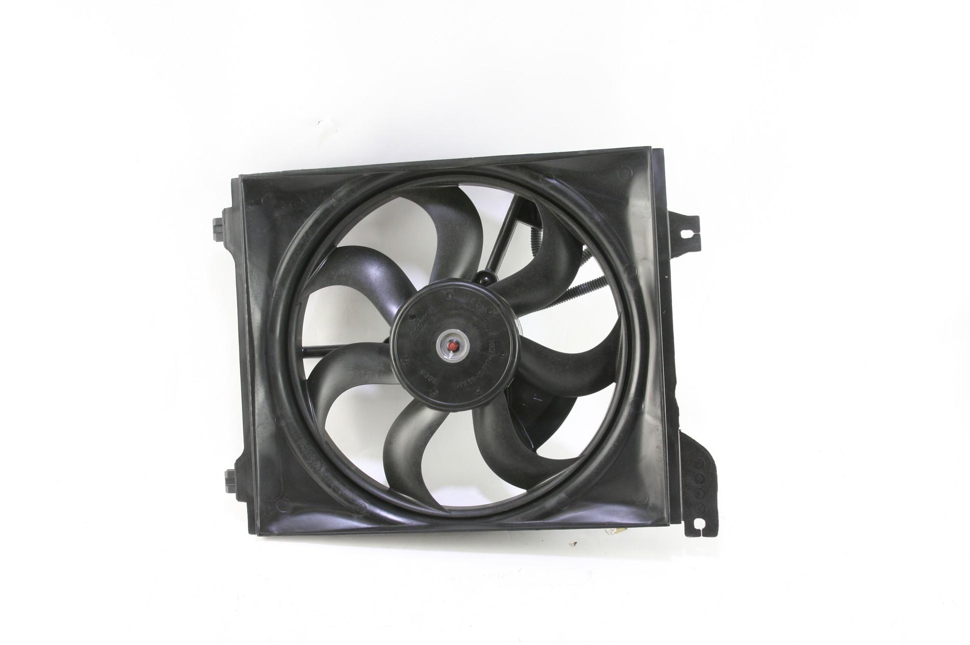 ~ New Kia OEM 977301G000 Kia Rio Radiator Condenser Fan Motor Free Shipping - image 1