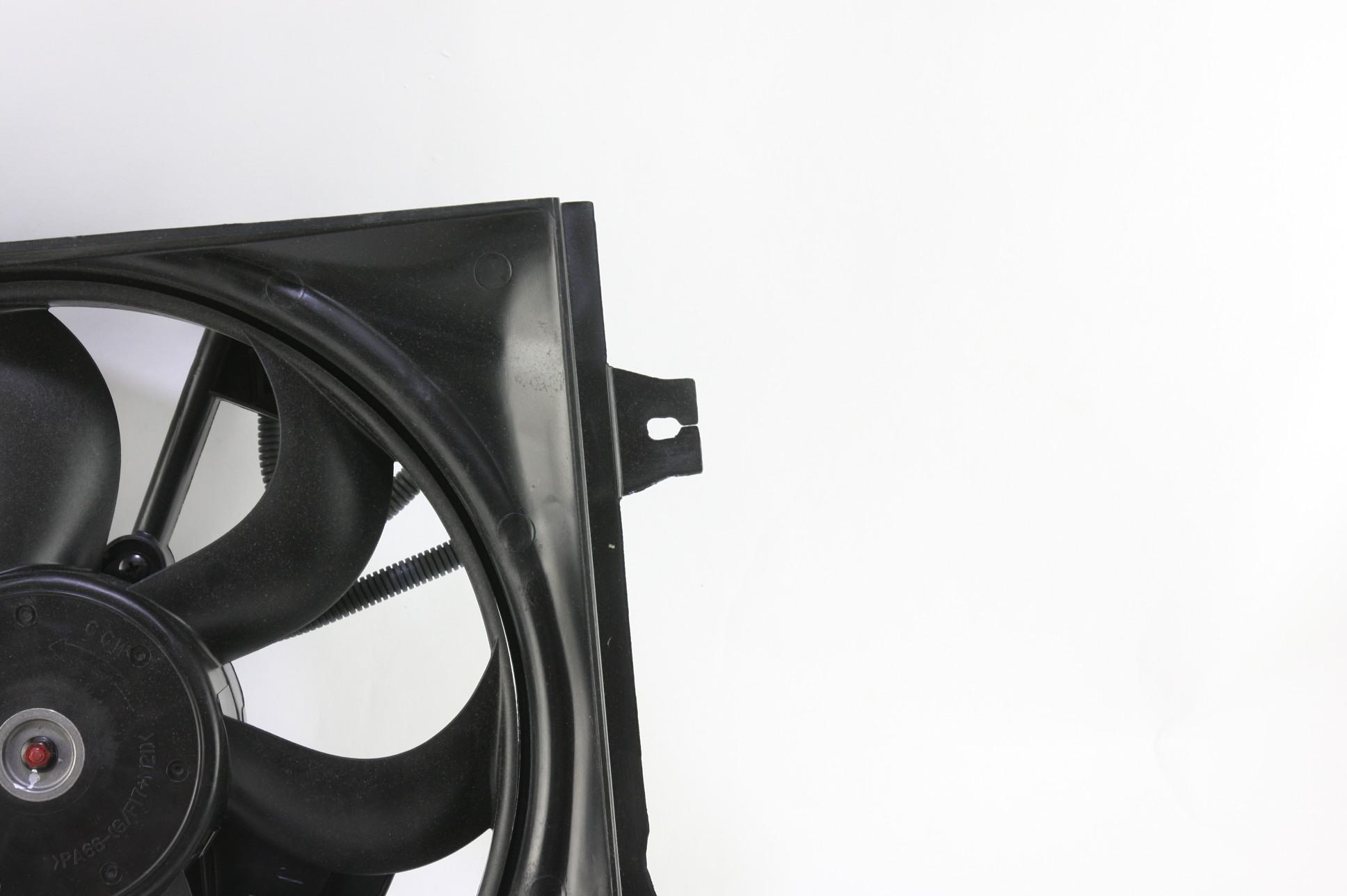 ~ New Kia OEM 977301G000 Kia Rio Radiator Condenser Fan Motor Free Shipping - image 4