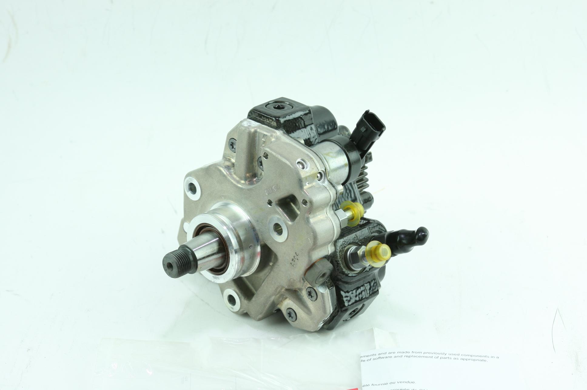 New Genuine OEM GM 97780161 Reman Injection Pump w/ Regulator 06-10 Duramax 6.6 - image 1