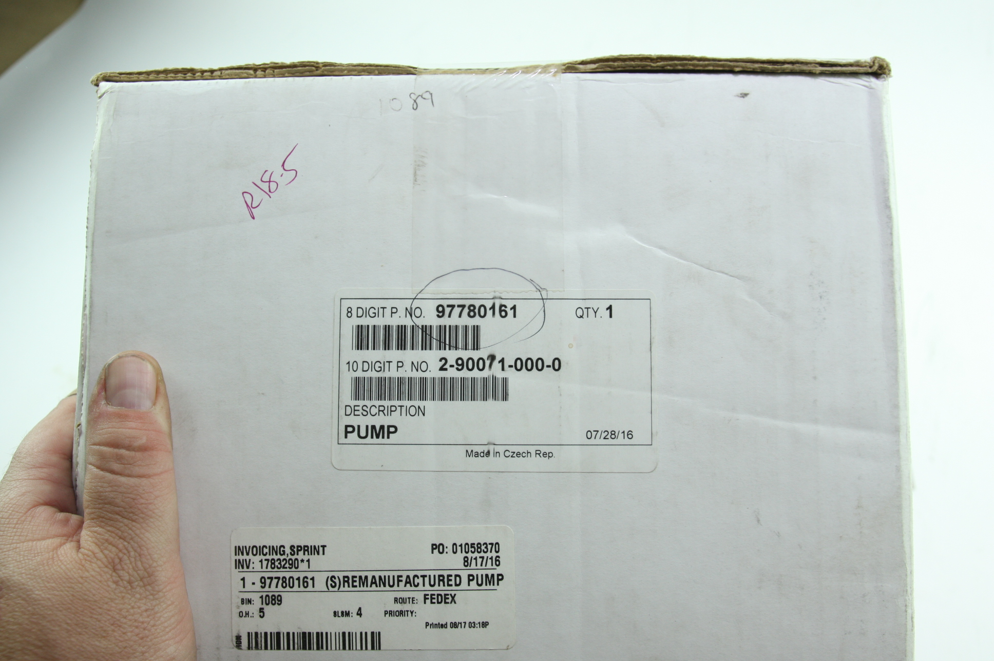 New Genuine OEM GM 97780161 Reman Injection Pump w/ Regulator 06-10 Duramax 6.6 - image 2