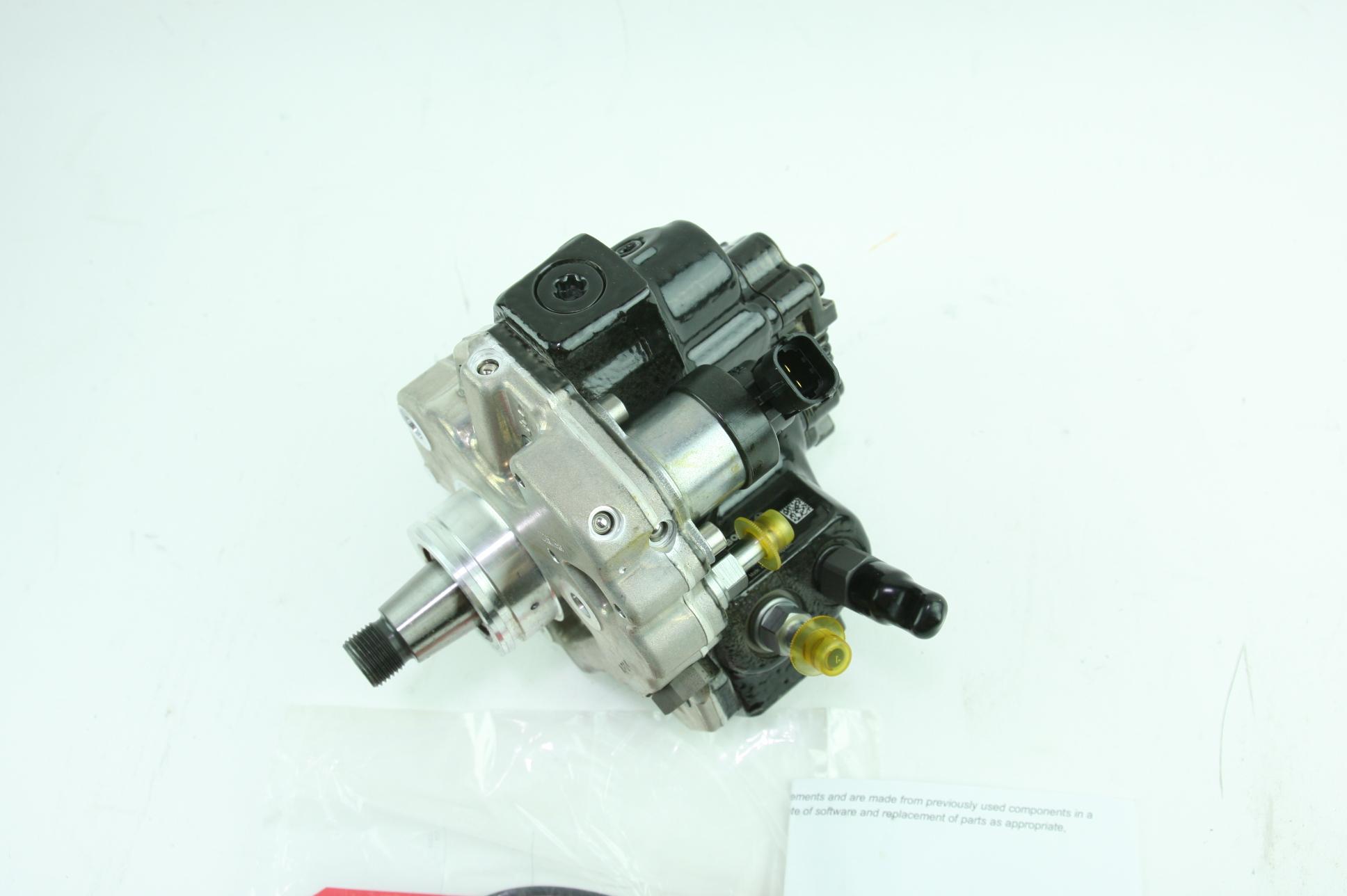 New Genuine OEM GM 97780161 Reman Injection Pump w/ Regulator 06-10 Duramax 6.6 - image 3