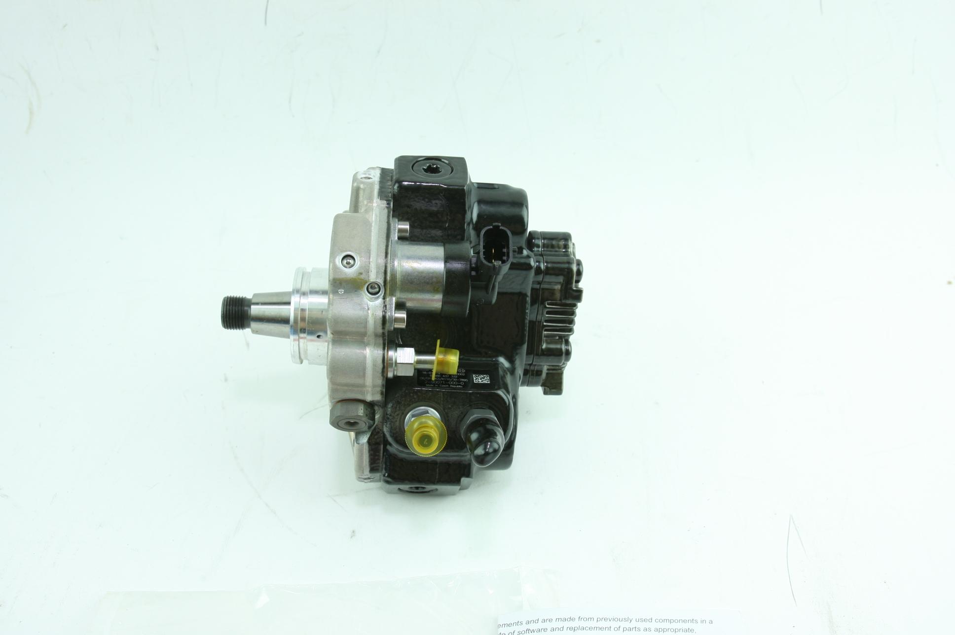 New Genuine OEM GM 97780161 Reman Injection Pump w/ Regulator 06-10 Duramax 6.6 - image 8