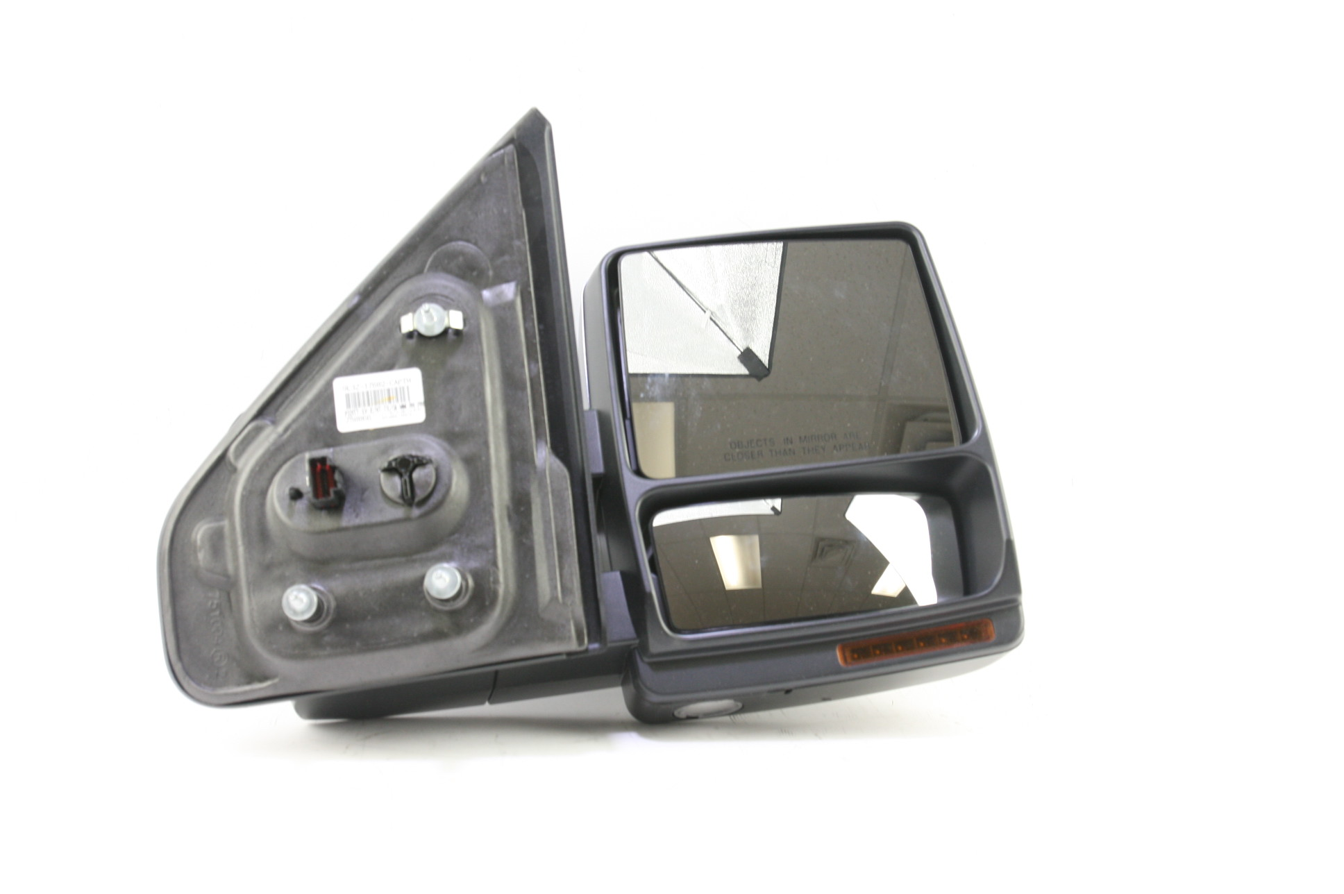 * New OEM 9L3Z17682CAPTM Ford 09-10 F-150 Front Door Side Rear View Mirror Right - image 1