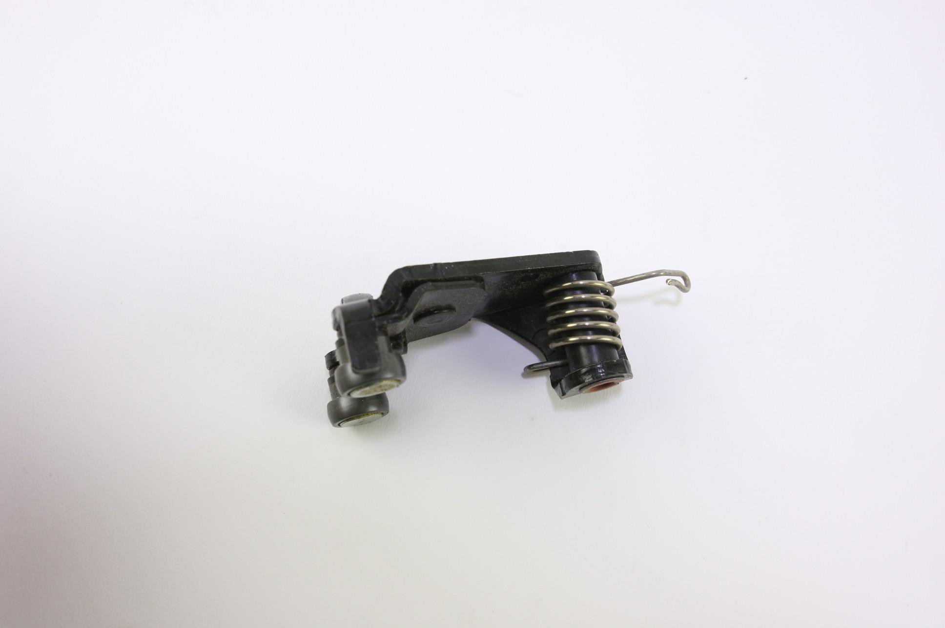 ** New OEM 9T1Z9926801A Ford 10-13 Transit Connect Side Sliding Door Roller Left - image 3