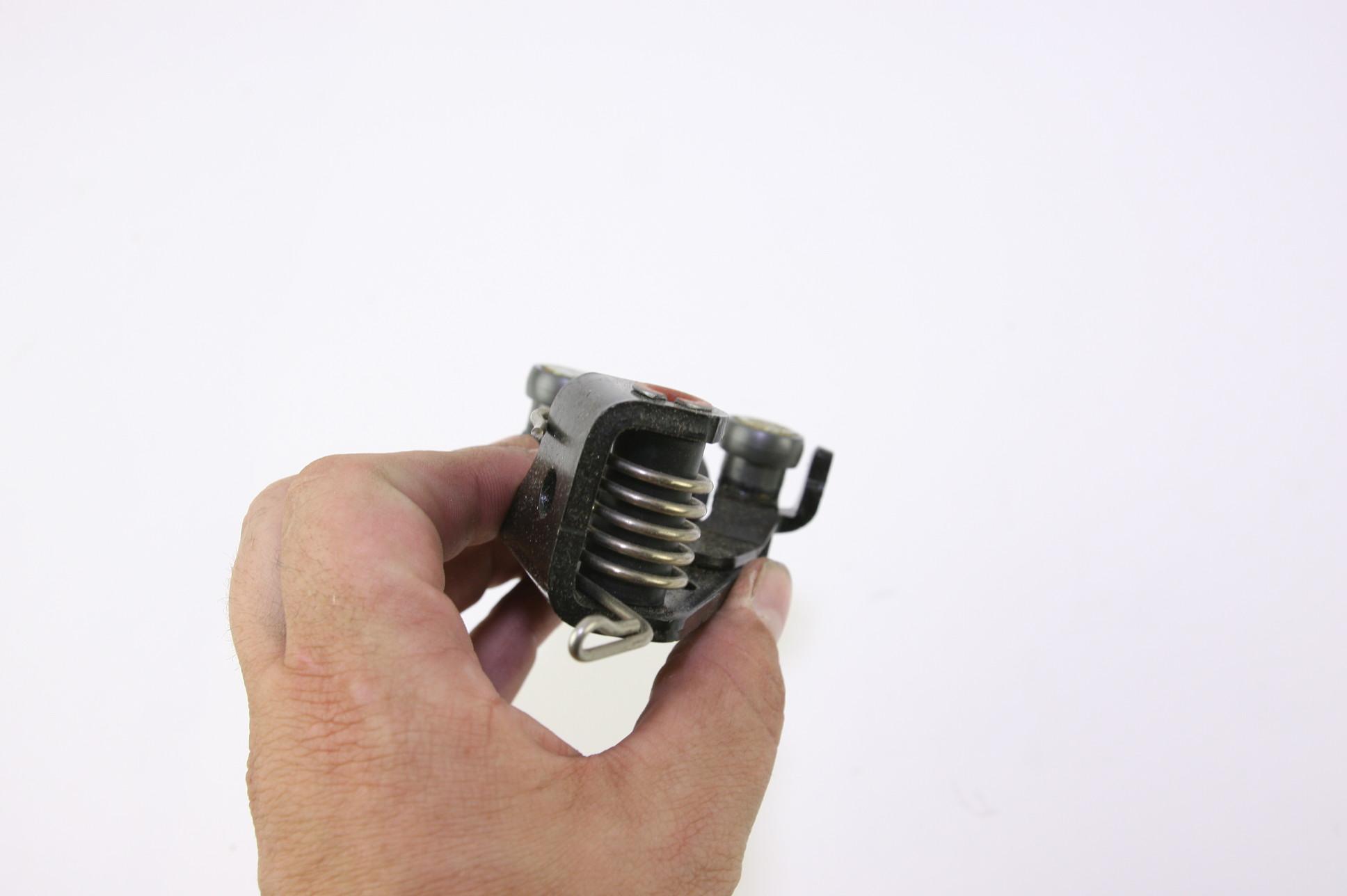 ** New OEM 9T1Z9926801A Ford 10-13 Transit Connect Side Sliding Door Roller Left - image 6