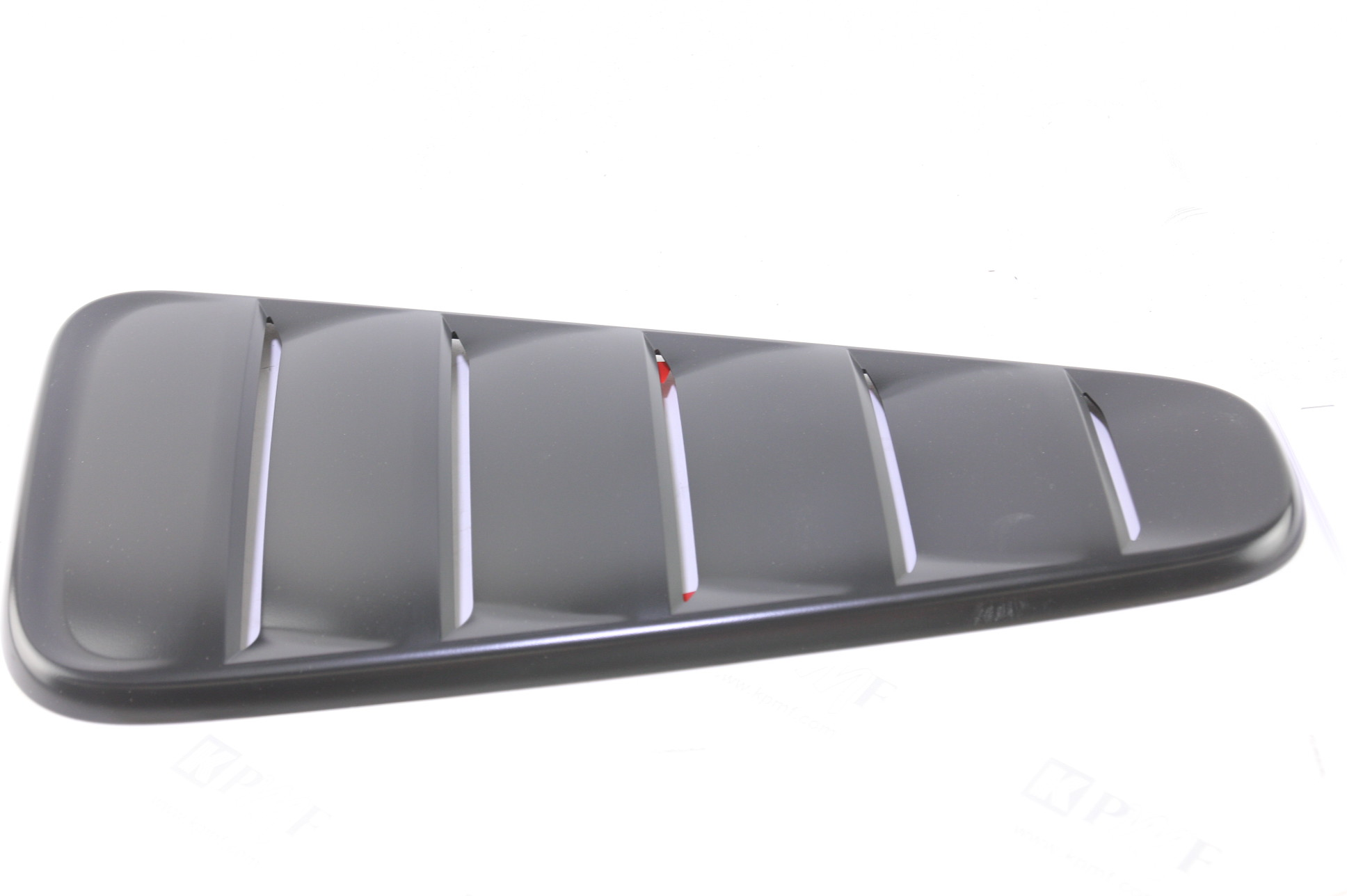 *** New OEM AR3Z63280B10AA 10-14 Mustang Louver Vent Right Primer Free Shipping - image 1
