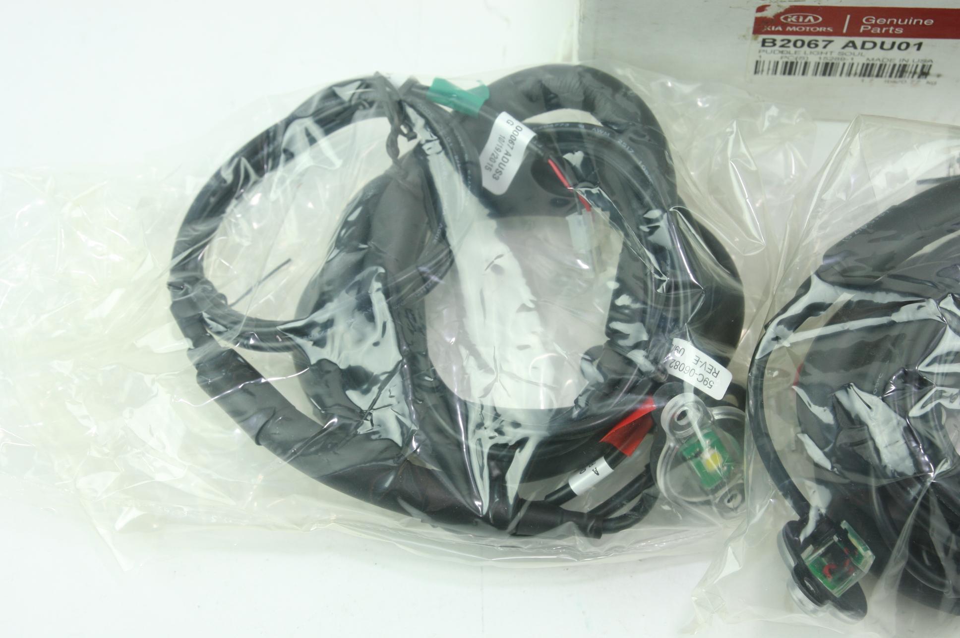 ** Genuine Kia 14-19 Soul Exterior LED Lighting Kit New OEM Packaging B2067ADU01 - image 7