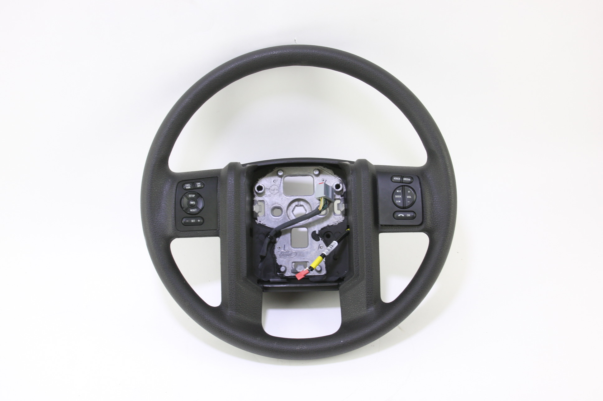 *** New OEM BC3Z3600CC Ford 11-12 F-250 Super Duty Steering Wheel Free Shipping - image 1