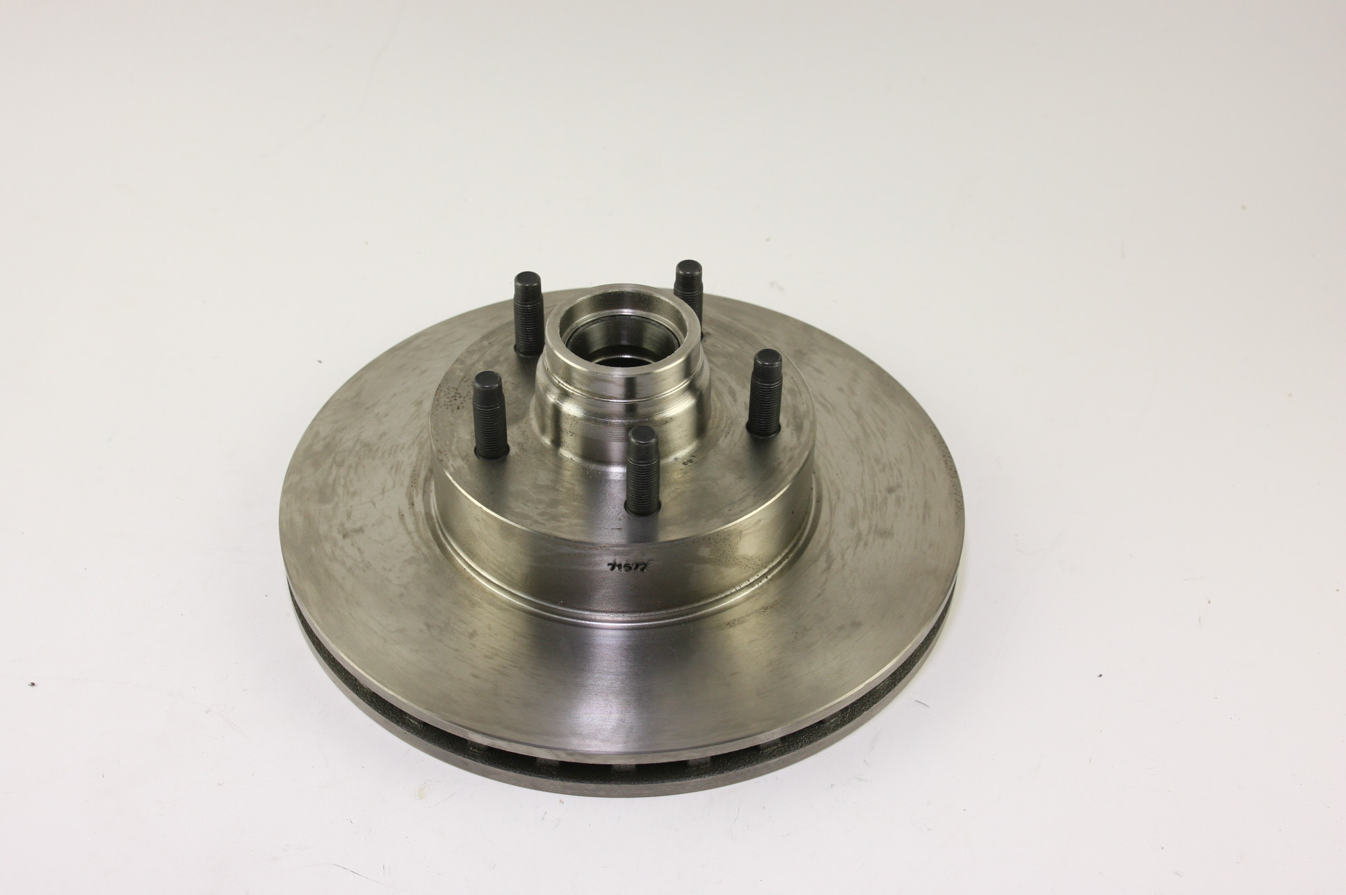 *** New OEM Motorcraft BRRF62 Ford AL5Z1102A Front Disc Brake Rotor Hub Assembly - image 1