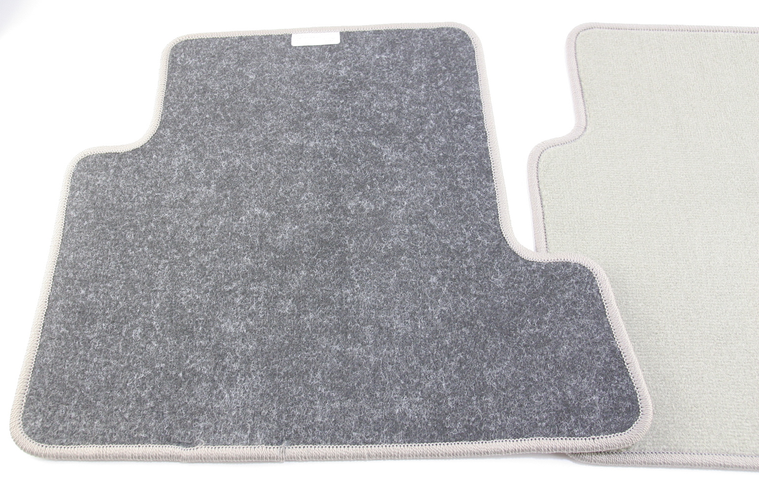 ***~ New OEM Ford CJ5Z7813106AA 13-16 Escape Carpet Rear Mats Medium Light Stone - image 4