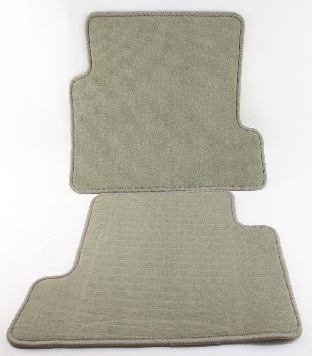 ***~ New OEM Ford CJ5Z7813106AA 13-16 Escape Carpet Rear Mats Medium Light Stone - image 6