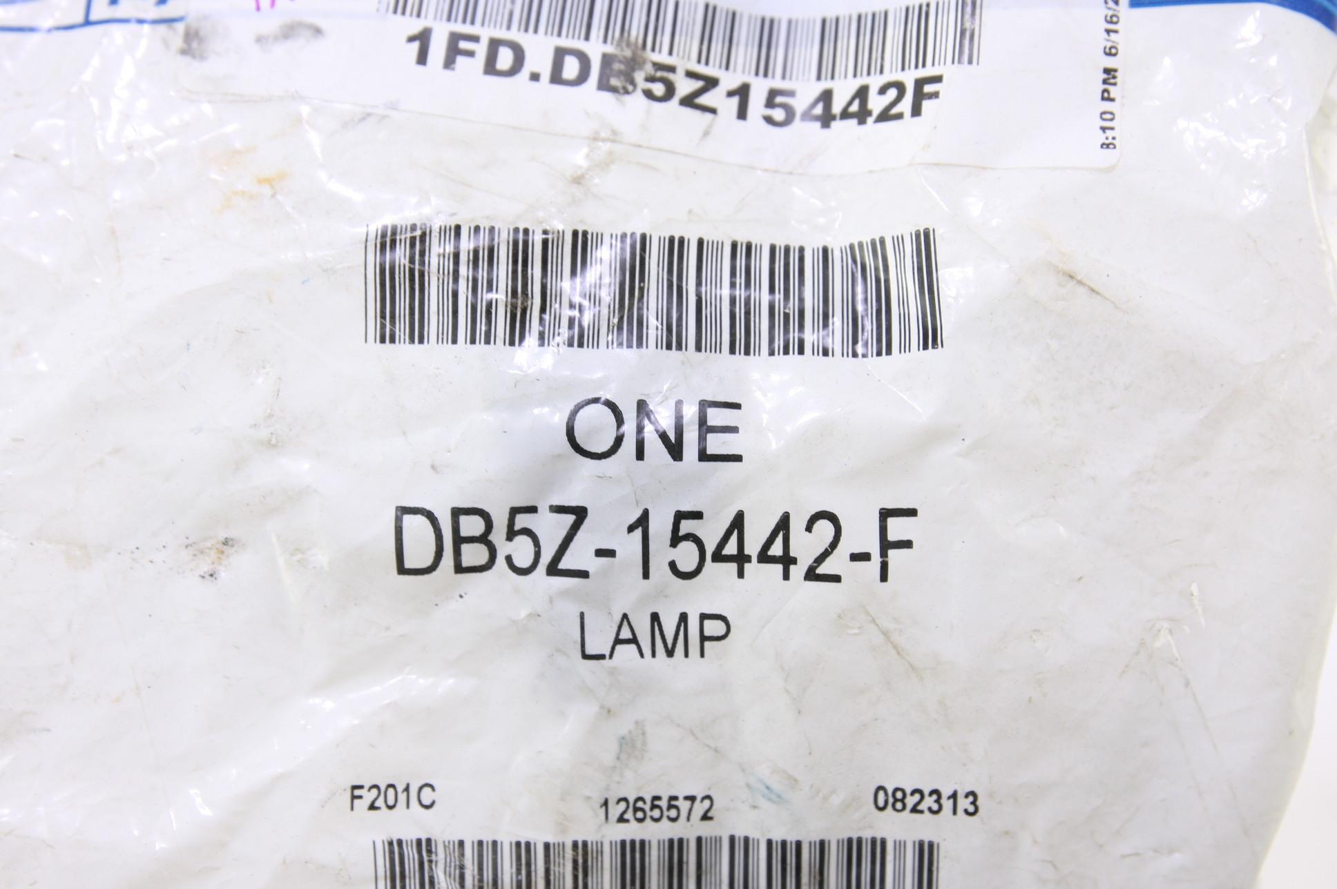 **** New OEM DB5Z15442F Ford 14-18 Police Interceptor Mirror Turn Signal Stobe - image 6