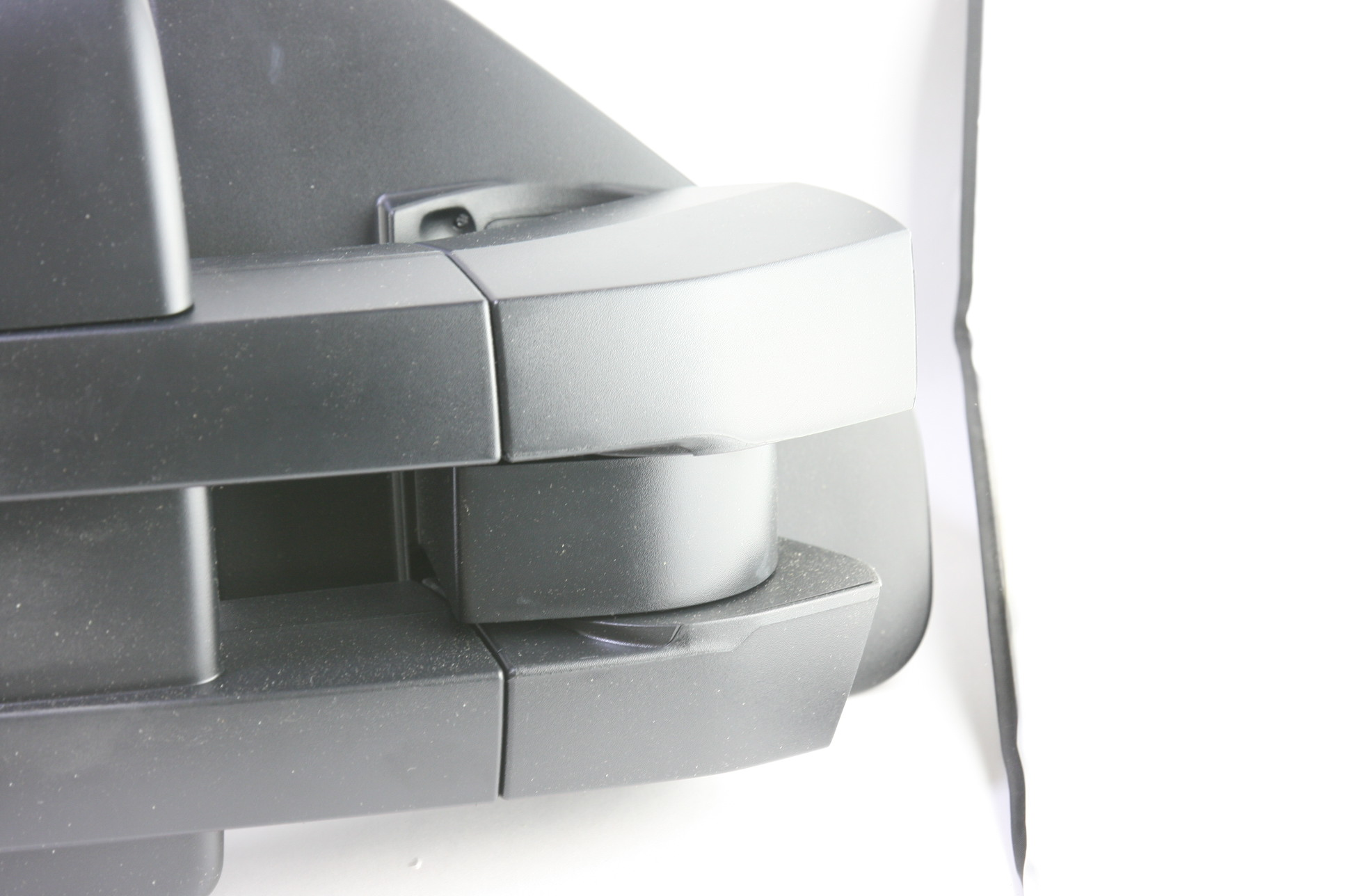 **New OEM DL3Z17696AA Ford 05-14 F-150 Manual Telescopic Trailer Tow Mirrors Set - image 11
