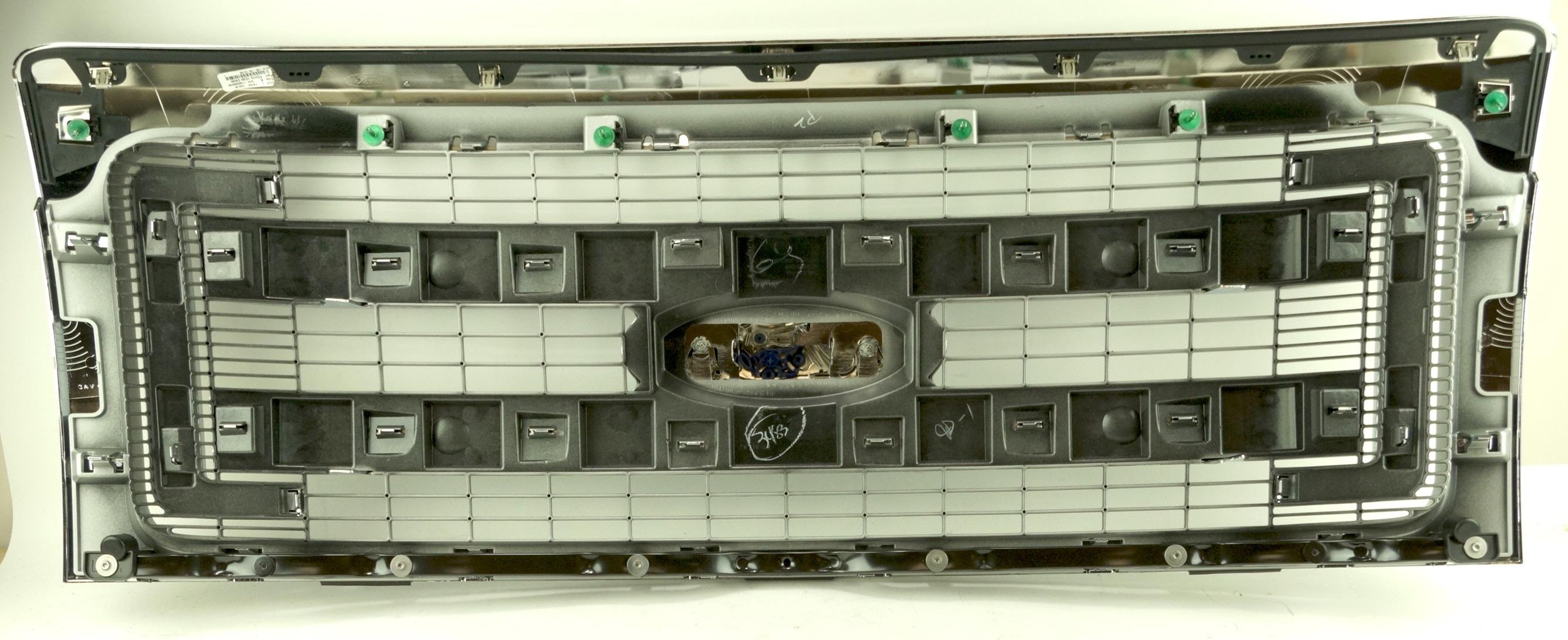 New Genuine OEM DL3Z8200BA Ford Front Grille Assembly w/ Emblem 09-14 F-150 XLT - image 7