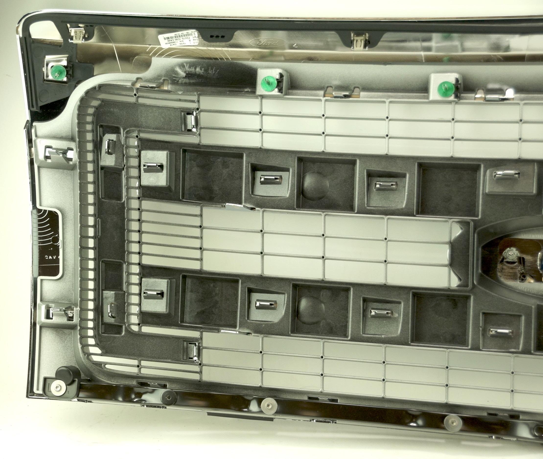 New Genuine OEM DL3Z8200BA Ford Front Grille Assembly w/ Emblem 09-14 F-150 XLT - image 8