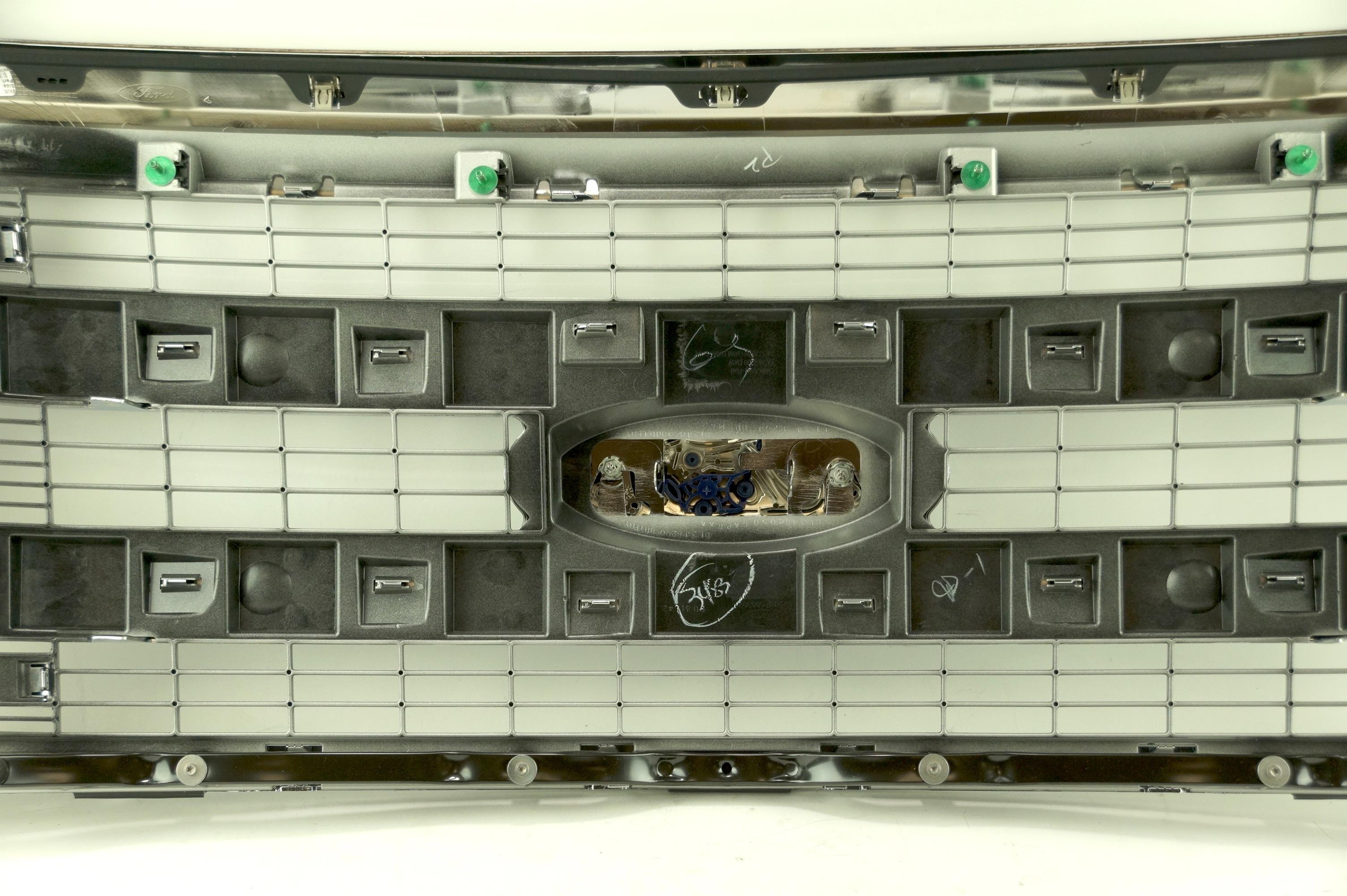 New Genuine OEM DL3Z8200BA Ford Front Grille Assembly w/ Emblem 09-14 F-150 XLT - image 9