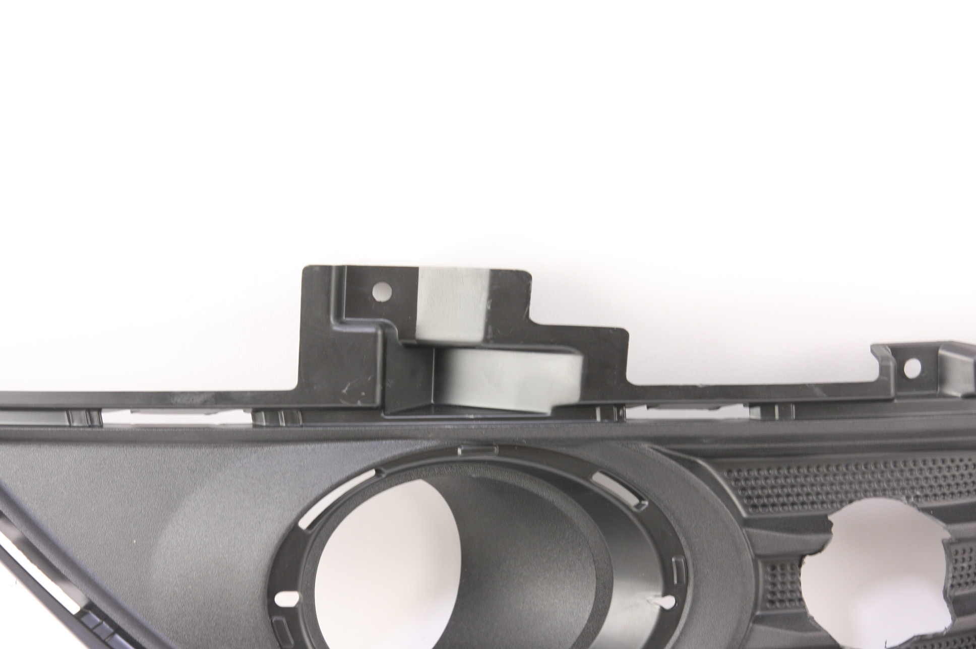 **** New OEM DS7Z17B814GA Ford 13-16 Fusion Front Fog Bumper Grille Side Trim LH - image 3