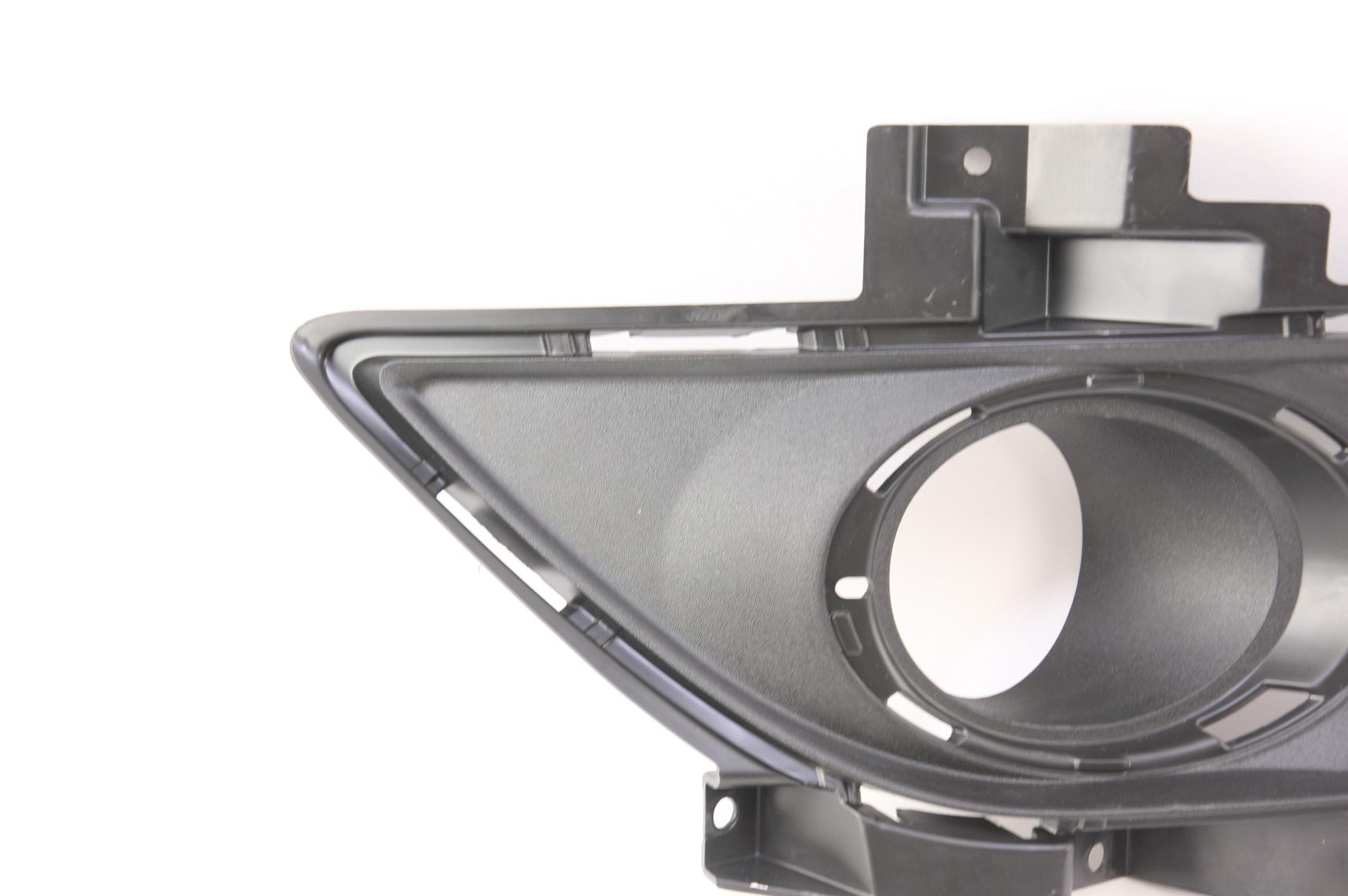 **** New OEM DS7Z17B814GA Ford 13-16 Fusion Front Fog Bumper Grille Side Trim LH - image 4
