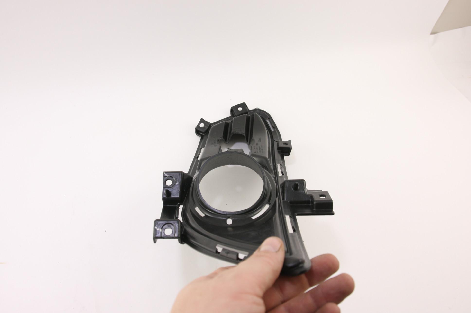 **** New OEM DS7Z17B814GA Ford 13-16 Fusion Front Fog Bumper Grille Side Trim LH - image 8