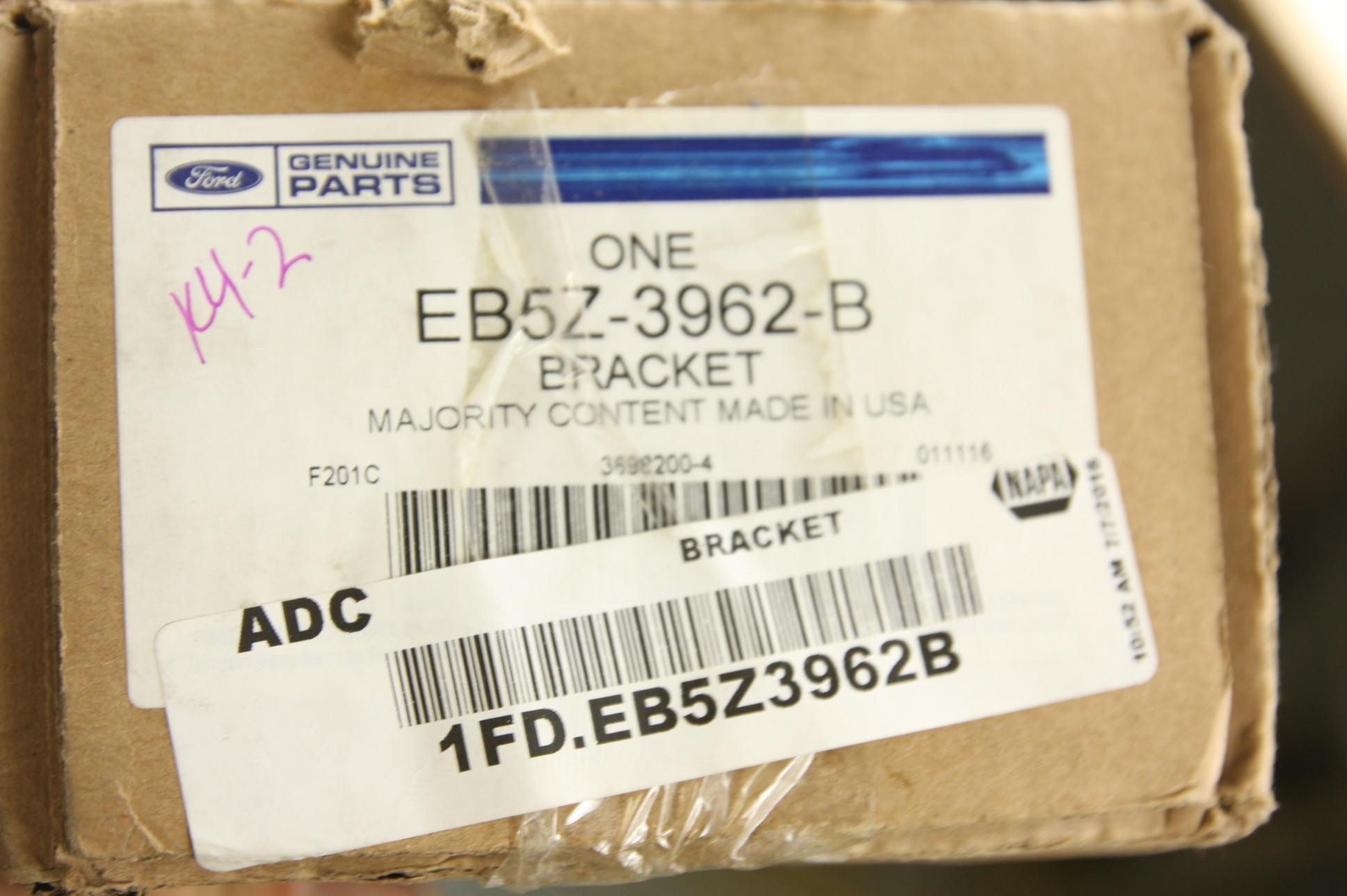*** New Genuine OEM EB5Z3962B Ford Inner Bracket 14-17 Exporer Free Shipping - image 3