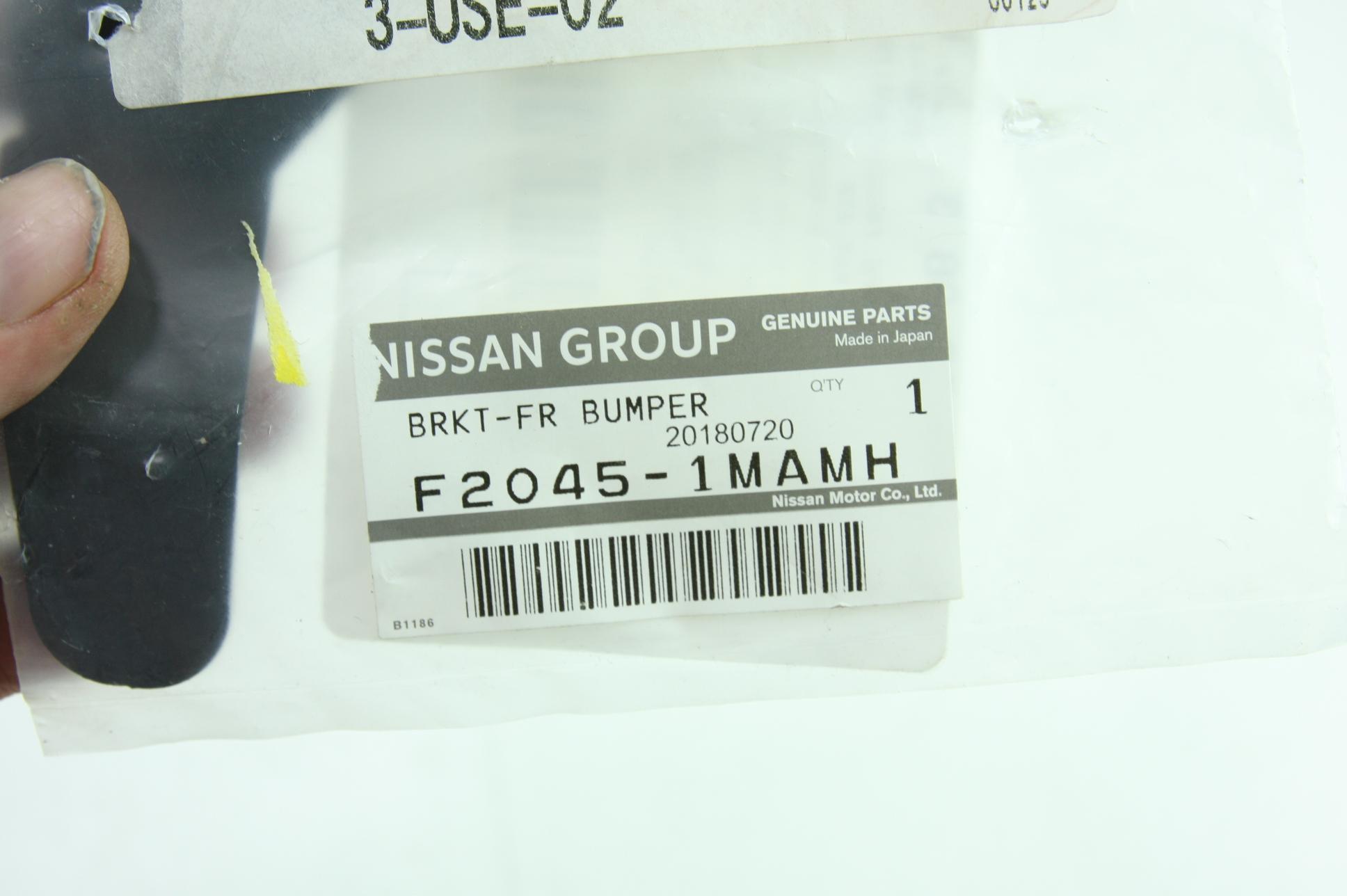 ** New OEM F2045-1MAMH Genuine Nissan Infiniti Upper Retainer Fast Free Shipping - image 2