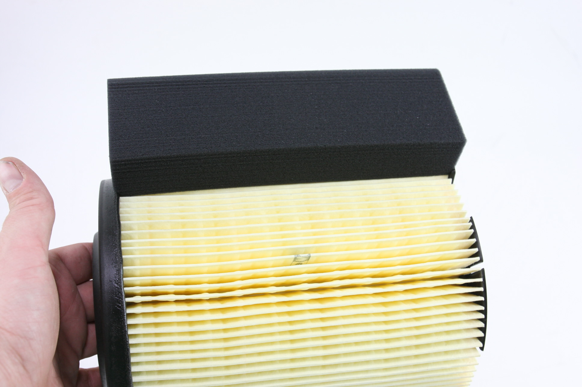 * New OEM 2 Pack Motorcraft FA1927 Ford HC3Z9601A Powerstroke Diesel Air Filter - image 7