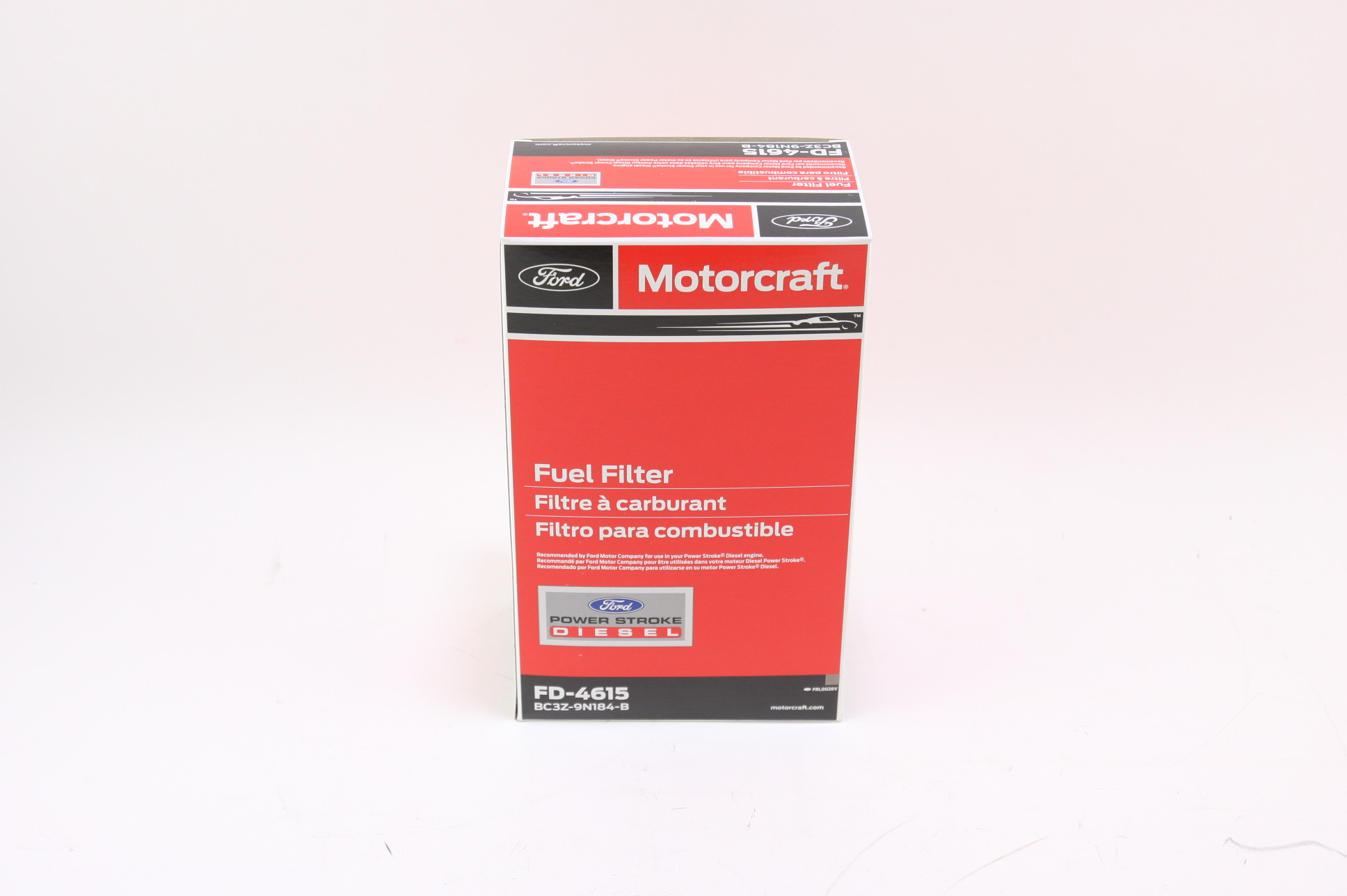 Set of 5 Ford Motorcraft FD4615 Fuel Filter 11-13 6.7L DIESEL BC3Z9N184B NIP - image 5