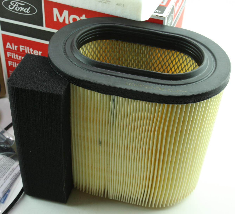 OEM Ford Diesel Engine & Cabin & Fuel Filter Kit Motorcraft FD4625 FA1927 FP79 - image 6