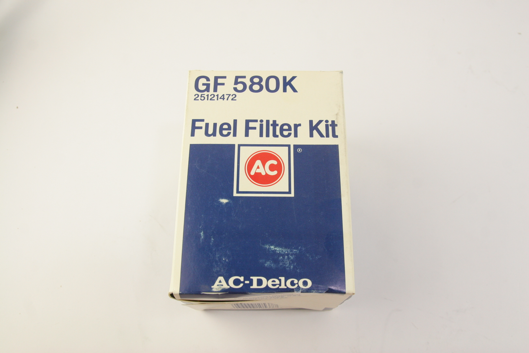 Nos Acdelco Pro Gf580k Fuel Filter With Instructions 25121472 Free Ac Filters Shipping Nip