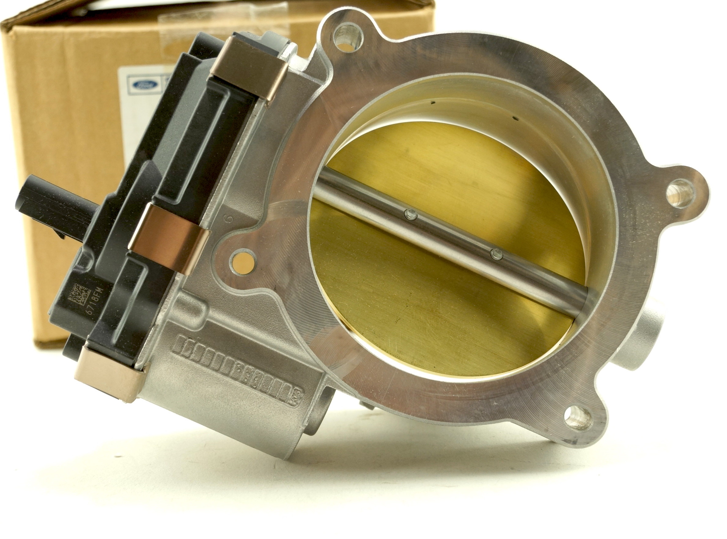 Genuine OEM GR3Z9E926A Ford 15-17 Mustang Throttle Body New Fast Free Shipping - image 3