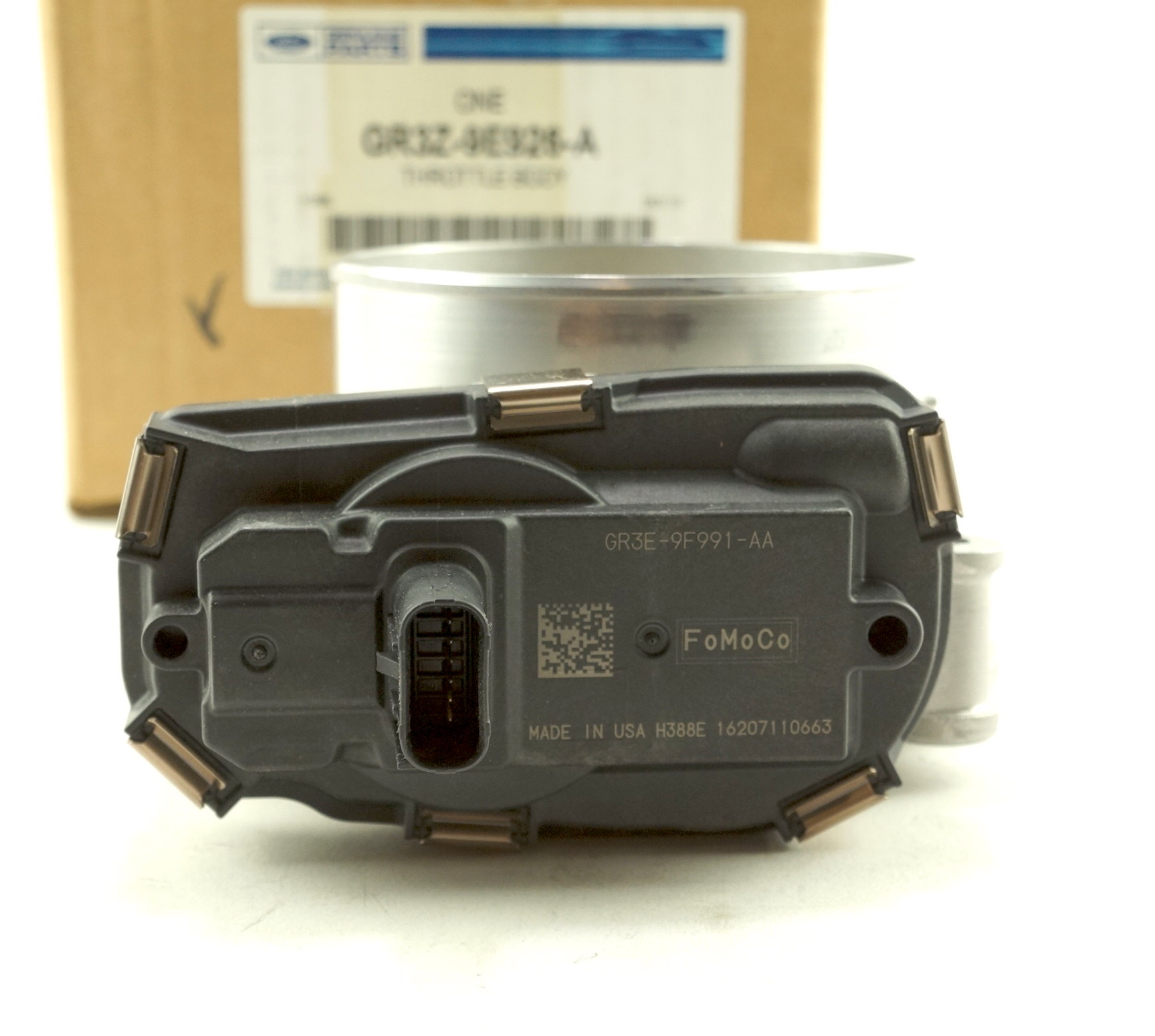 Genuine OEM GR3Z9E926A Ford 15-17 Mustang Throttle Body New Fast Free Shipping - image 7