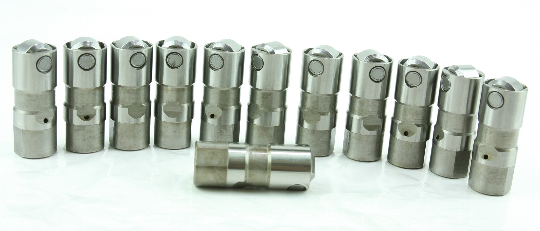 Set of 12 Genuine GM Roller Hydraulic Valve Lifters OEM 17120070 ACDelco HL118 - image 1