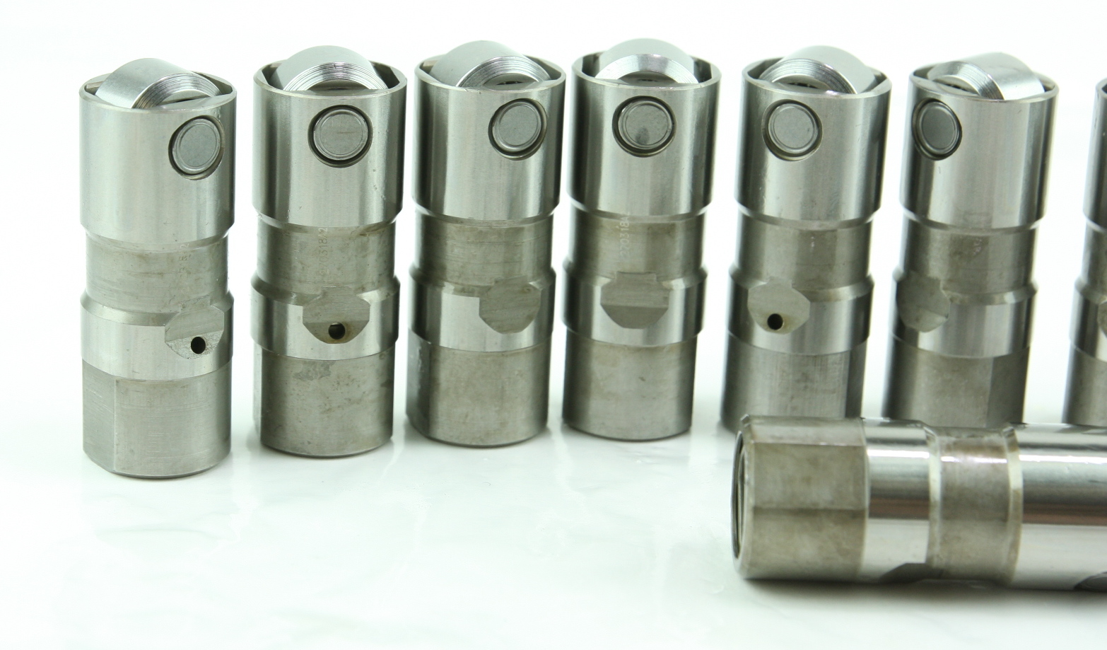 Set of 12 Genuine GM Roller Hydraulic Valve Lifters OEM 17120070 ACDelco HL118 - image 2