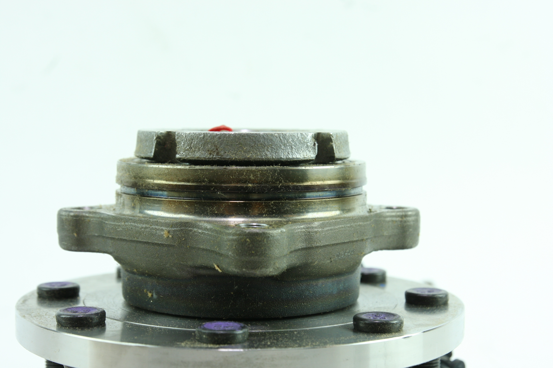 * New OEM Motorcraft HUB111 Ford 3C3Z1104BA Front Wheel Hub & Bearing - image 7