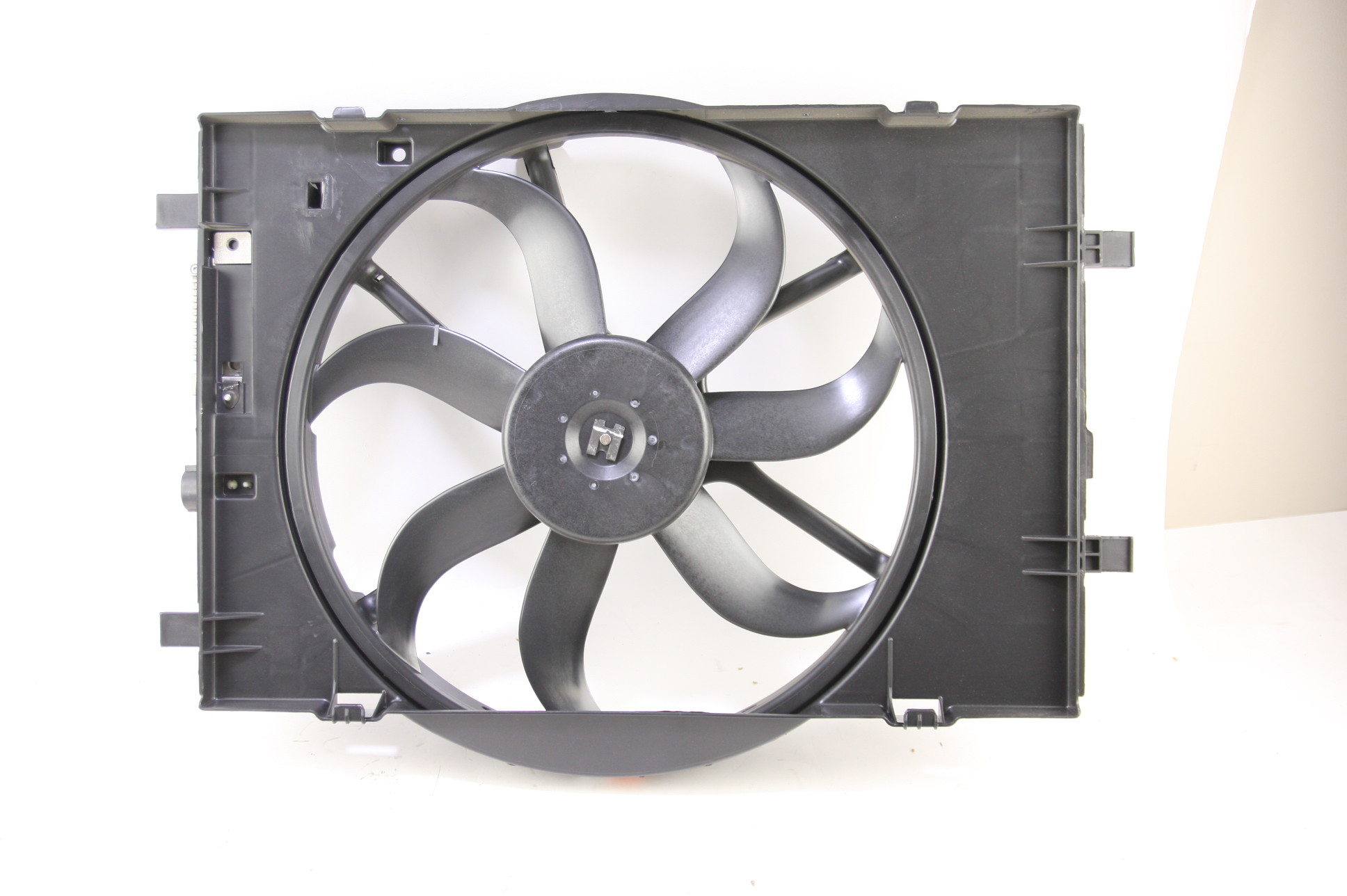 New OEM Motorcraft RF240 7E5Z8C607A Ford Fusion 06-09 Radiator Support & A/C Fan - image 1