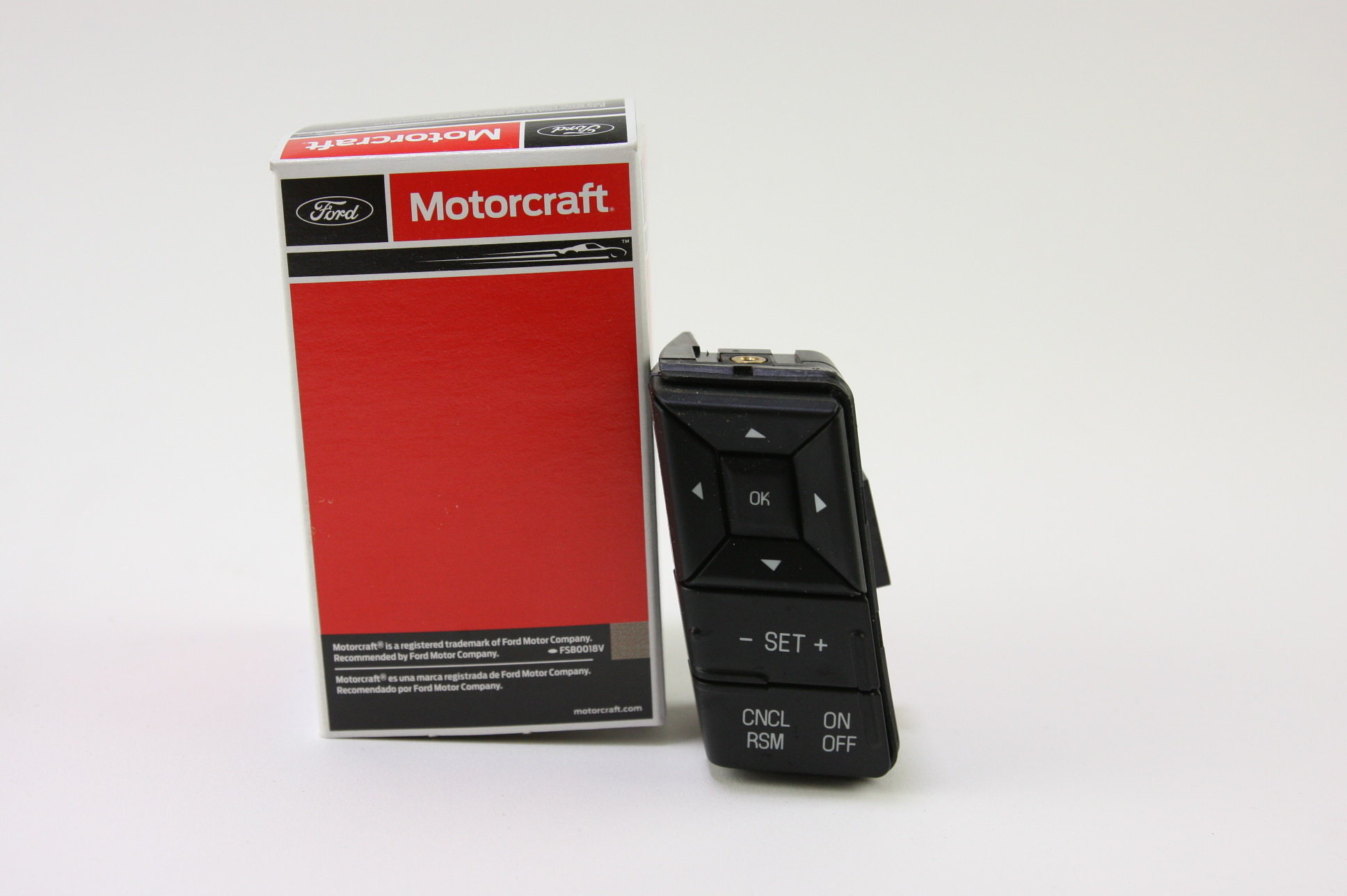 Motorcraft Cruise Control Switch Oe Replacement