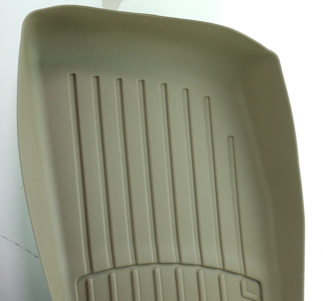 *** New WeatherTech 454251 Front Floor Liner for Challenger Charger 300 AWD Tan - image 7