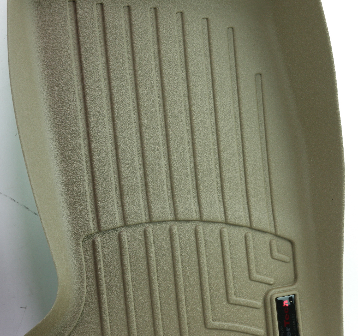 *** New WeatherTech 454251 Front Floor Liner for Challenger Charger 300 AWD Tan - image 8