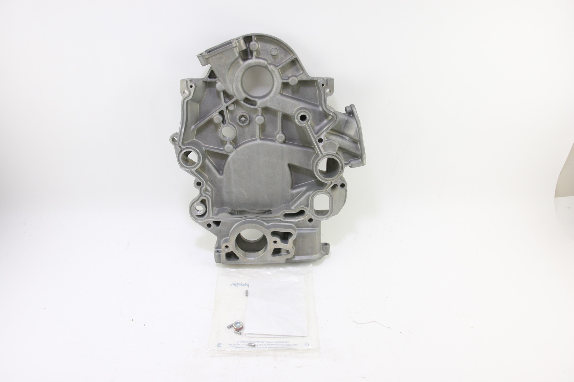 New OEM YC3Z6019BA Ford 99-03 F-350 Super Duty Engine Timing Cover Free Shipping - image 1