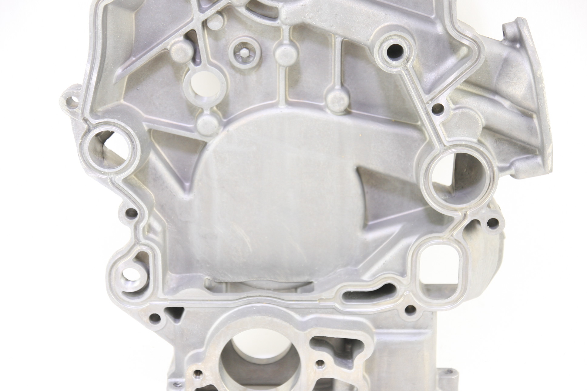 New OEM YC3Z6019BA Ford 99-03 F-350 Super Duty Engine Timing Cover Free Shipping - image 4