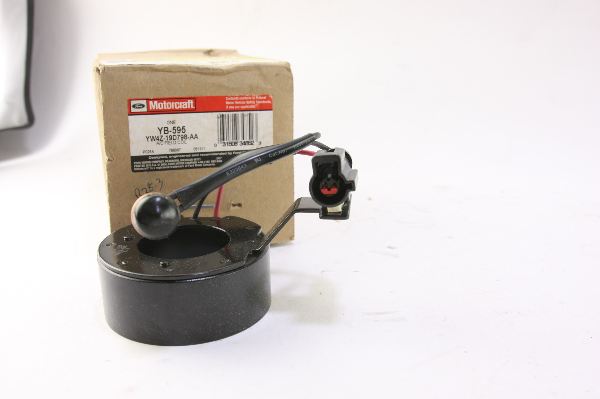 ***New Ford OEM YW4Z19D798AA Compressor Clutch Coil Fast Free Shipping NIP - image 1